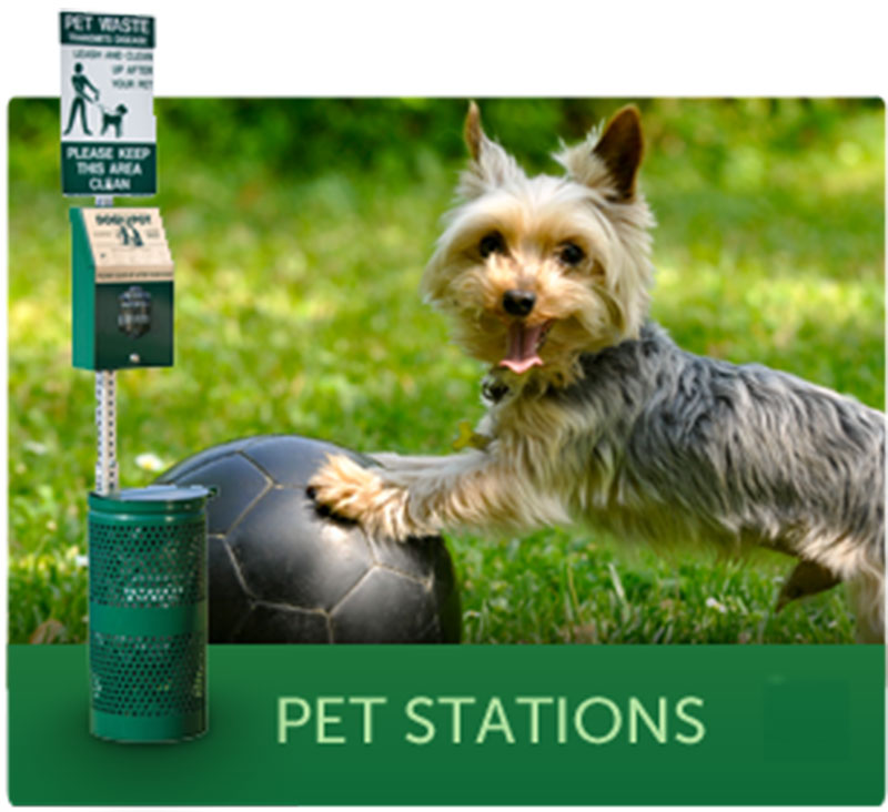 pet stations