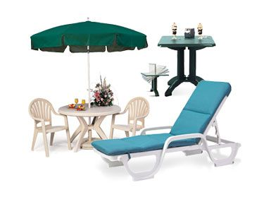 Grosfillex Patio Furniture