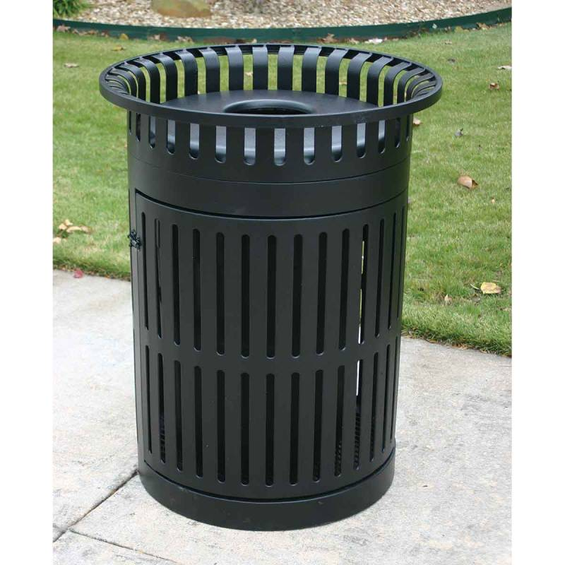 how to keep outdoor garbage cans from smelling