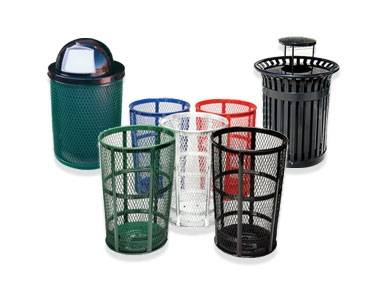 great selection and pricing on all trash receptacles managing waste is an important part of keeping our environment clean thatu0027s why at national outdoor
