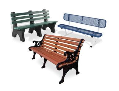 Astonishing Commercial Park Benches National Outdoor Furniture Machost Co Dining Chair Design Ideas Machostcouk