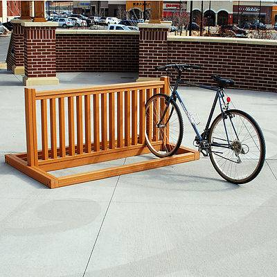 recycled plastic bike rack. Black Bedroom Furniture Sets. Home Design Ideas