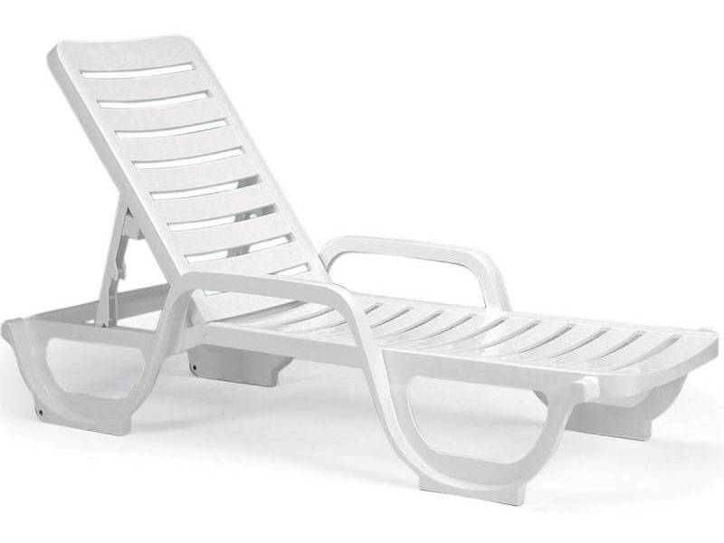 Bahia Contract Stacking Adjustable Chaise Lounge Pack Of 18