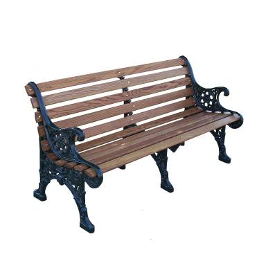 "4', 5' and 80"" Renaissance Bench - Portable/Surface Mount"