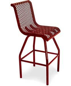 Tall Food Court Chair