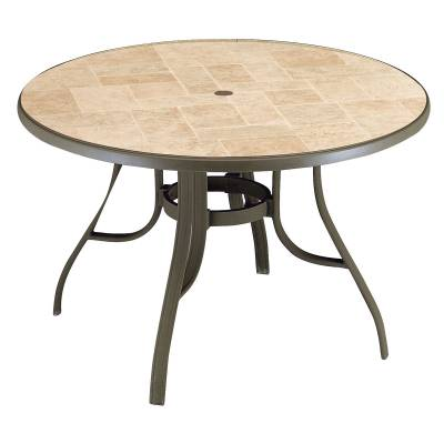 "48"" Round Louisana Table - Toscana Decor"