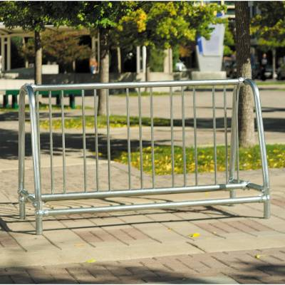 Traditional Double Sided Bike Rack
