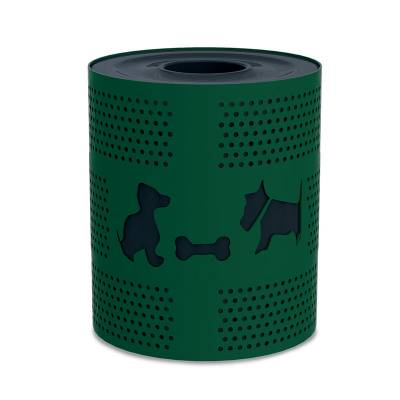 32 Gallon Dogipot Trash Receptacle
