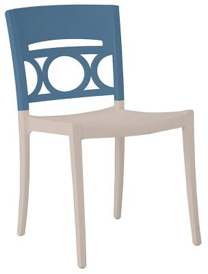 Moon Stacking Chair