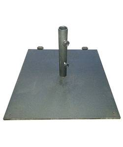 Umbrellas & Bases - Umbrella Bases - 70 Lb. Steel Freestanding Base with Wheels
