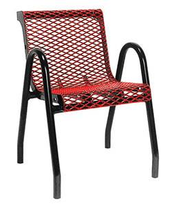 Picnic Tables - Patio Tables and Seating - Standard Food Court Chair