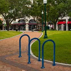 Commercial Bike Racks - Inverted Bike Rack