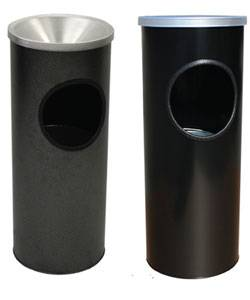 Trash Disposal - Outdoor Ash Receptacles - Ash 'N Trash