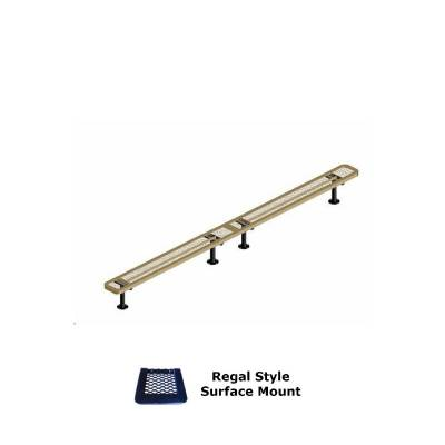 10' and 15' Regal Backless Bench - Portable, Surface and Inground Mount - Image 6