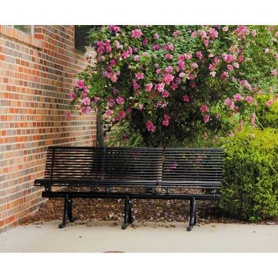 4', 6' and 8' Palmetto Bench - Portable - Image 2