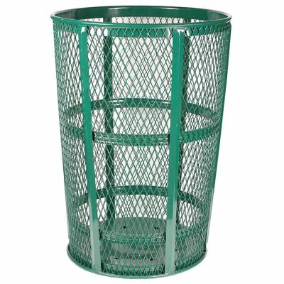 48 Gallon Expanded Metal Receptacle - Image 2