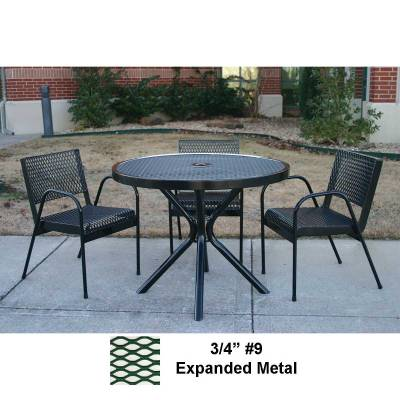 """30"""" - 42"""" Round Cafe Table - Portable - Image 2"""