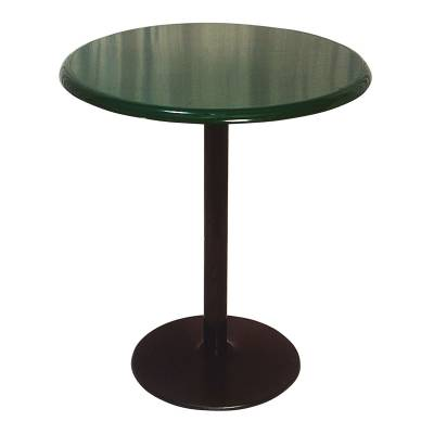 """Picnic Tables - Patio Tables and Seating - 36"""" Round Tall Food Court Table"""