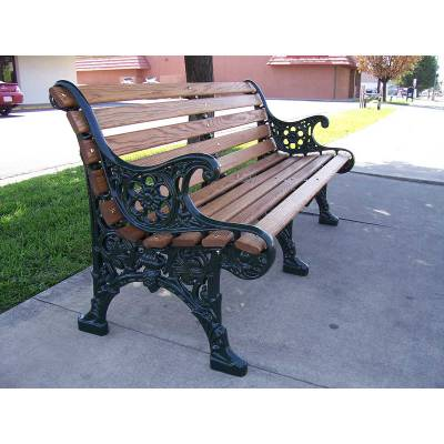 "4', 5' and 80"" Renaissance Bench - Portable/Surface Mount - Image 3"