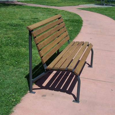 "4', 5' and 80"" Capitol Bench - Portable/Surface Mount - Image 2"