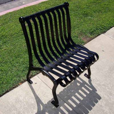 "24"" and 36"" Iron Valley Chair - Portable/Surface Mount - Image 2"