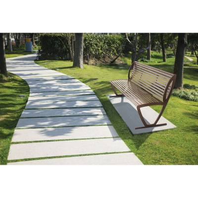 6' Augusta Bench - Portable/Surface Mount - Image 2