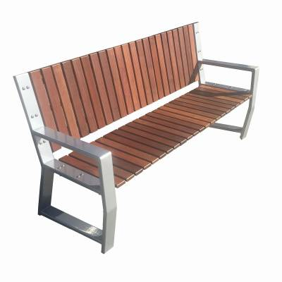 "67"" Riverstone Recycled Plastic Bench - Portable/Surface Mount. - Image 2"
