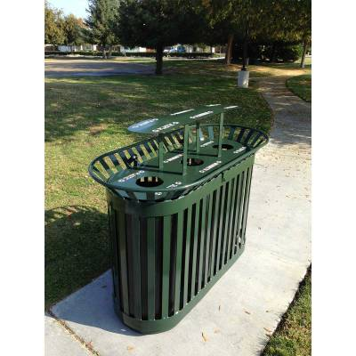 Tri Recycling Container - Image 2