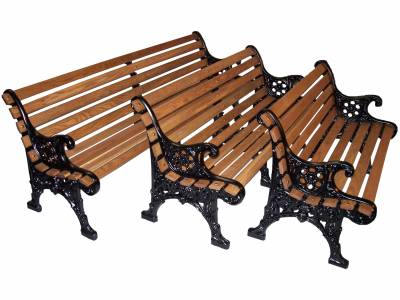 Commercial Park Benches National Outdoor Furniture