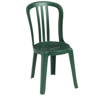 Grosfillex Patio Furniture - Resin Chairs - Miami Bistro Stacking Chair