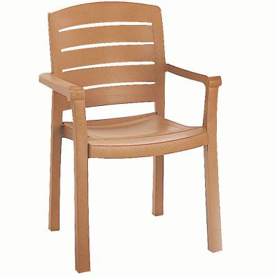 Acadia Classic Stacking Armchair - Image 2