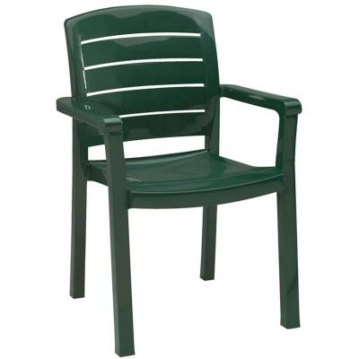 Acadia Classic Stacking Armchair - Image 3