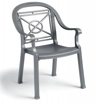 Victoria Classic Stacking Armchair - Image 2
