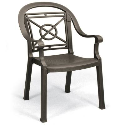 Victoria Classic Stacking Armchair - Image 3