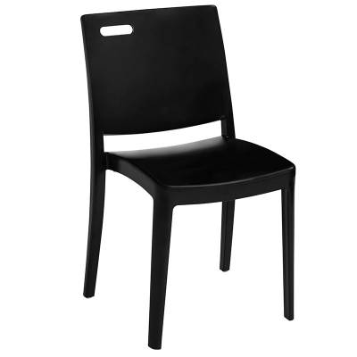 Grosfillex Patio Furniture - Resin Chairs - Metro Stacking Chair