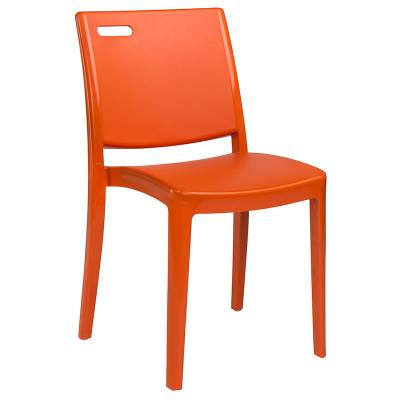 Metro Stacking Chair - Image 4