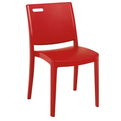 Metro Stacking Chair - Image 5