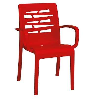 Essenza Stacking Arm Chair - Image 3