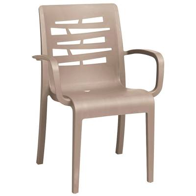 Essenza Stacking Arm Chair - Image 4