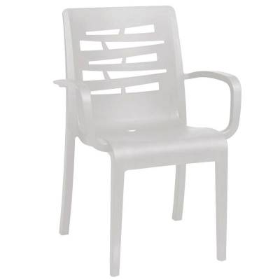 Essenza Stacking Arm Chair - Image 5
