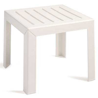 Grosfillex Patio Furniture - Occasional Tables & Umbrellas - Bahia Side Table