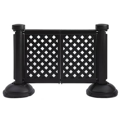 Grosfillex Patio Furniture - Occasional Tables & Umbrellas - Decorative Two Panel Lattice Section