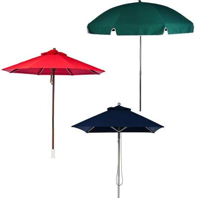 Umbrellas & Bases - Quick Ship Umbrellas