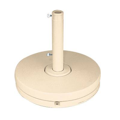 70 Lb. 2 Pc. Resin Coated Weighted Umbrella Base. - Image 4