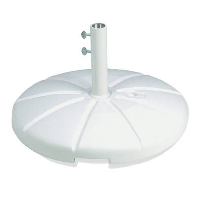 Resin Umbrella Base with Filling Cap - Image 2