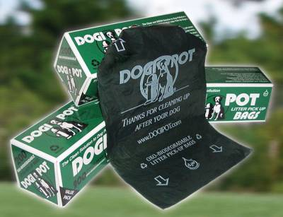Dogipot Replacement Litter and Trash Bags - Image 1