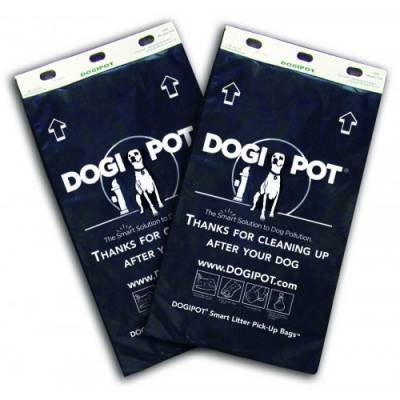 Dogipot Replacement Litter and Trash Bags - Image 2
