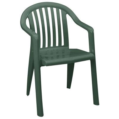 Miami Lowback Stacking Armchair - Image 2