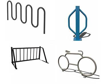 Commercial Bike Racks