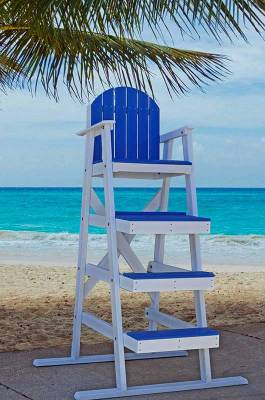 Adirondack Chairs - Lifeguard Chair